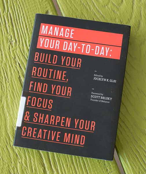 Manage Your Day to Day by Glei
