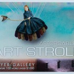 Meyer Gallery Affordable Art Stroll