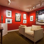 Meyer Gallery-The Red Room