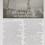 Life is But a Dream for Valley Artist by Nate Lipka