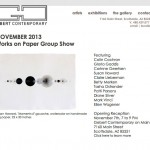 Gebert Contemporary Gallery Group Show