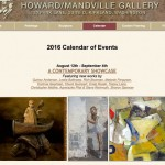 Howard/Mandville Gallery – and more!